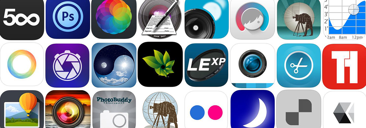 32 Photography apps to try this year
