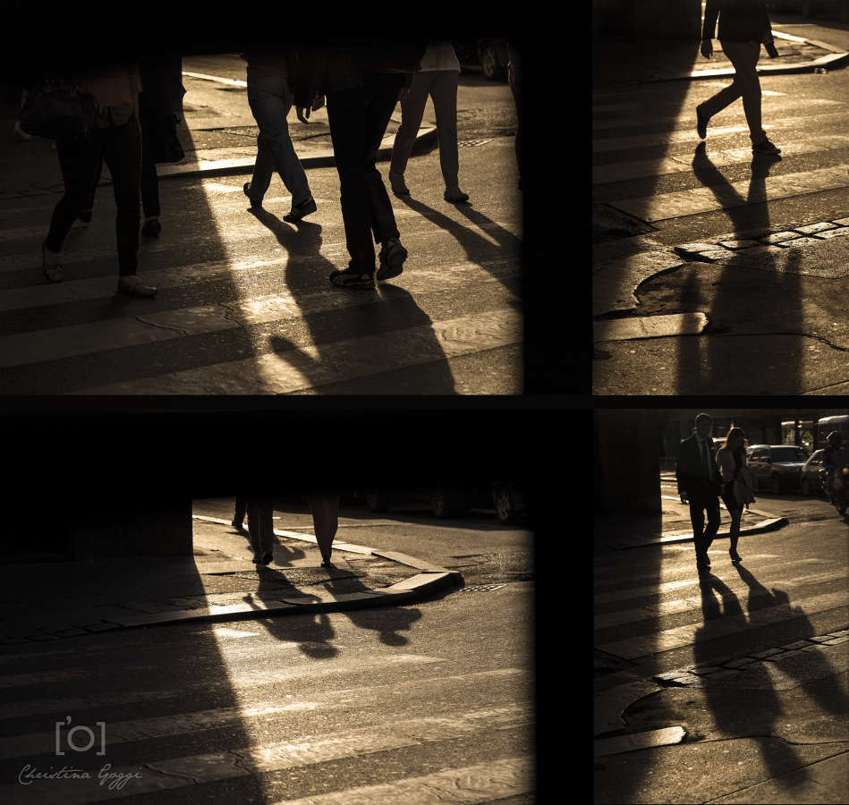 Shadows in Prague. Image © Christina Goggi